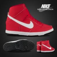 Sepatu Wanita Casual Sneakers Nike Wedges Made In Vietnam Termurah #8