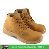 harga Sepatu Kickers Boots Ujung Besi Pria Original Tokopedia.com