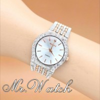 jam tangan wanita rolex princes sharini mewah modis simpel