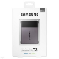 Samsung T3 Portable SSD 250GB External SSD