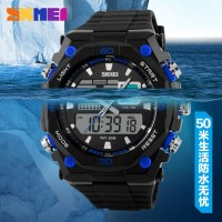 JAM TANGAN PRIA ORIGINAL CASIO LED SKMEI G-SHOCK OULM swissarmy LED