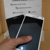 samsung galaxy note 4 - second - mulus 99% - fullset