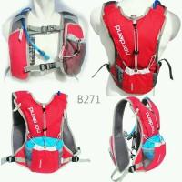 Jual tas sepeda / tas punggung / hydropack nordend B271 merah Murah