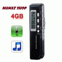 harga Alat Sadap,alat Perekam Suara Digital Voice Record 4gb Dilengkapi Mp3 Tokopedia.com