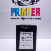 HP 802 Black Ink Cartridge ( CH563ZZ )