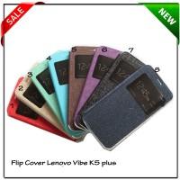 Flip Cover Softcase Lenovo Vibe K5 plus