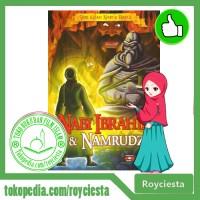 Vcd Kartun Islam - Kisah Nabi Ibrahim Dan Raja Namrudz