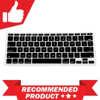 Keyboard Silicone Cover Protector Skin for Macbook Air 13 / Pro 13 Inc