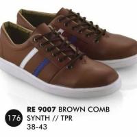 harga Sepatu Sneaker Tali Pria/ Casual/ Flat/ Gaya/ Sport/ Kets Tokopedia.com