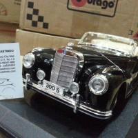 harga Maisto SP - Mercedes-Benz 300S 1955 Black 1:18 Tokopedia.com