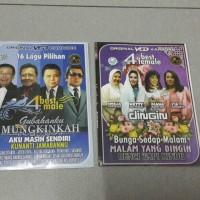 2VCD karaoke lagu pilihan pop indonesia pance emelia iis sugiarto