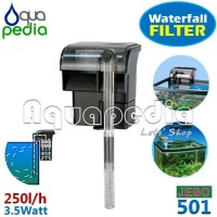 Filter Gantung Aquarium/Hang on Jebo 501