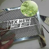 harga Cover Radiator Yamaha New Jupiter Mx 135 Stainless Steel Tokopedia.com