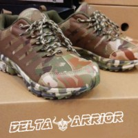 sepatu Under armor multicam tracking outdoor militer airsoft