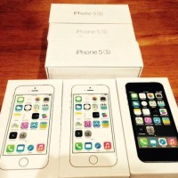 Box Original Iphone 5s Gold, Silver, Grey