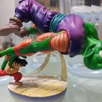 Neo Capsule Dragon Ball Piccolo vs Goku