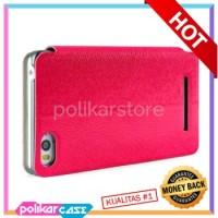 Hot! Imak Flip Leather Cover Case Series for Xiaomi Mi4i / Mi4c - Red