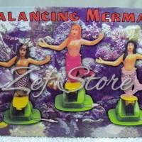 Hiasan Aquarium/ Aquarium Ornament Balancing Mermaid