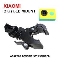 XiaoMi Yi Action Camera, GoPro Hero 1/2/3 etc - Bike Clip Mounting