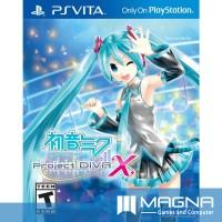 PS Vita Game - Project Diva X