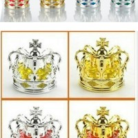 harga Tempat Parfum Mobil Model Mahkota Raja Kerajaan King Unik Klasik Tokopedia.com