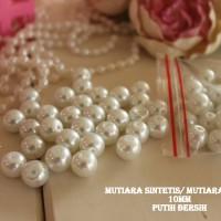 Mutiara Sintetis /Mutiara Berat / Size 10 mm /kode warna 1-5