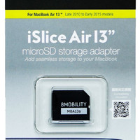 """8MOBILITY / Nifty Minidrive Adapter for Apple MacBook Air 13"""""""