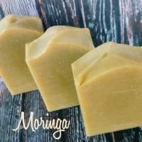 MORINGA NATURAL HANDMADE SOAP | SABUN ALAMI