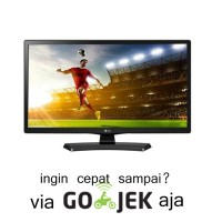 Lg 24 Inch 24mt48af LED TV Full Hd 1080p Bisa Juga Monitor