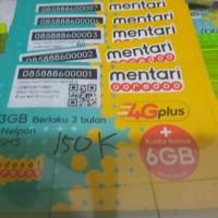 harga Kartu Perdana Indosat Ooredoo 9GB - 9 GB - Nomor Cantik Nocan Tokopedia.com