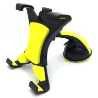 harga Universal Car Holder for Tablet PC - Black/Yellow Tokopedia.com