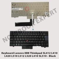 Keyboard Lenovo IBM Thinkpad SL412 L410 L420 L510 L512 L520 L410 Black