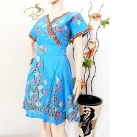 Dress Batik Kimono