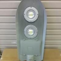lampu jalan LED 100w merk TECHNOLED