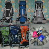 harga Tas Gunung Carrier Keril Sioux 100L + Cover Claw/Sioux Tokopedia.com