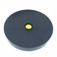 Lampu Downlight Outbow LED 5W Hitam Mini Cahaya Kuning