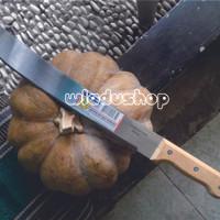 harga Tramontina Golok Tebas 24 INCH BRAZIL gagang kayu KOTAK atau LATIN Tokopedia.com