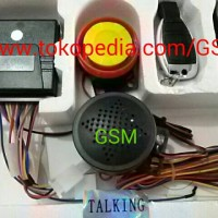 Alarm Talking Remote Motor New Alarm System 2 Speaker ZJ8WF