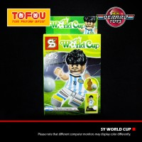 Lego World Cup SY 162 Lionel Messi - MIB