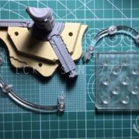 Nendoroid stand ironman mark 45