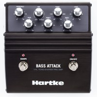 Hartke Bass Attack VXL Preamp Direct Box
