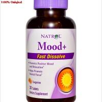 Multivitamin Natrol, Mood+, Fast Dissolve, Tangerine, 30 Tablets