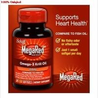 Multivitamin Schiff MegaRed Krill Oil 350 mg, 130 Softgels