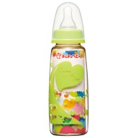 CHUCHU PPSU Baby Bottle Cool GREEN 240ml Botol Bayi Anti Pecah 240 ml