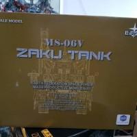 1/100 EFSF Zaku Tank kink motor