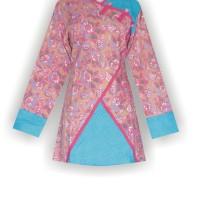Baju Batik Wanita, Blus Batik, Batik Online, HBEOKL1