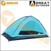 harga Tenda GREAT OUTDOOR GT8187 MONODOME 2 not lafuma,eiger,consina,rei Tokopedia.com
