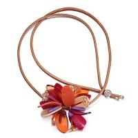 Kalung Fashion MARNI Premium Flower Pendant