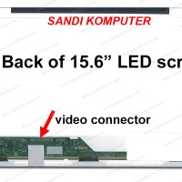 LCD LED HP Probook 6555B 6560B 6565B 6570B Series 15.6 inch tebal