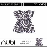 Dress Anak / Bayi Cotton Motif SDK048 E221